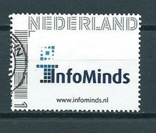 Netherlands Infominds Used/gebruikt/oblitere - Nederland