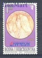Bosnia And Herzegovina 2002 Mi 275 MNH ( ZE2 BSN275 ) - Bosnië En Herzegovina