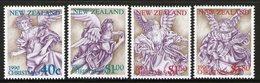 NEW ZEALAND, 1990 XMAS 4 MNH - New Zealand