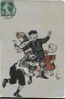 JEUX ENFANT COLIN MAILLARD PUBLICITE - Cartes Postales