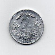Austria - 1946 - 2 Scellini  - Vedi Foto - (MW2075) - Austria