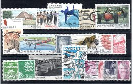 Danemark / Lot De Timbres / Etats Divers - Denmark