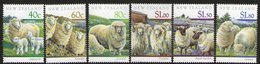 NEW ZEALAND, 1991 SHEEP 6 MNH - New Zealand