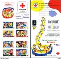 France Carnet N° BC 1422 ** Croix Rouge 2017 - Carnets