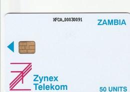 Zambia - Zynex Logo 50 - XFCA - Zambia