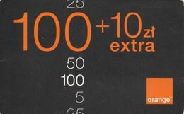 Poland - Orange  -  100 + 10 Zl - Polen