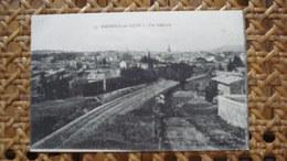 BAGNOLS SUR CEZE - VUE GENERALE - Bagnols-sur-Cèze