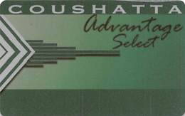 Coushatta Casino - Kinder, LA - Previously Unknown & Rare Slot Card That Was Not Listed In The Guides ...[RSC]... - Casino Cards