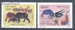 Vietnam 1999 Mi 3018-3019 MNH ( ZS8 VTN3018-3019 ) - Vietnam