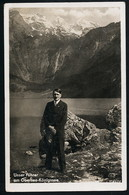 Foto AK/CP Könissee  Hitler  Propaganda  Nazi  Gel/circ.1939  Erhaltung/Cond. 2  Nr. 00602 - Guerre 1939-45