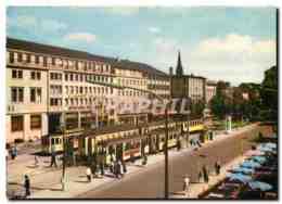 CPM Krefeld Ostwall - Trains