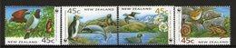 NEW ZEALAND, 1993 WWF RARE SPECIES 4 MNH - New Zealand