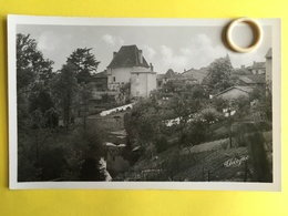 CPSM De Saint LAURENT Sur GORRE ( 87 ) Le Chateau Et La Gorre  ( LIM36 )   ( BCPAHV7003 ) - Saint Laurent Sur Gorre