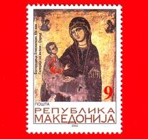 Nuovo - MNH - MACEDONIA - 2002 - Natale - Madonna Con Bambino - Christmas - 9 - Macedonia
