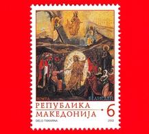 Nuovo - MNH - MACEDONIA - 2002 - Pasqua - Easter - Risurrezione - 6 - Macedonia