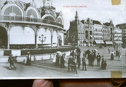 OSTENDE Carte Double - Oostende