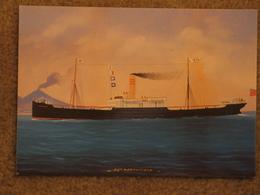 SS NORTHFIELD - FIELD LINE, CARDIFF - Cargos
