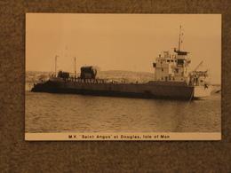 SAINT ANGUS - ISLE OF MAN 1989 - Cargos