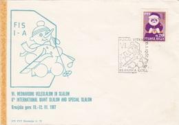 1967 KRANJSKA GORA VI.POKAL VITRANC FIS I-A SKIING   SLOVENIJA JUGOSLAVIJA - Slovenia