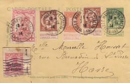 CARD BELGIUM. 1914 LE HAVRE SPECIAL TO FRANCE     / 2 - Non Classés