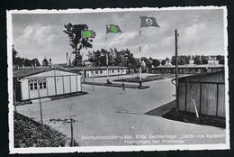 AK/CP RAD Arbeitsdienst  Hierlshagen Primkenau Schlesien   Ungel/uncirc.1933-45  Erhaltung/Cond. 2  Nr. 00599 - Guerra 1939-45