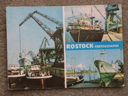 ROSTOCK DOCKS - Cargos