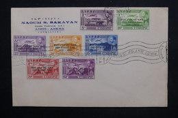 ETHIOPIE - Enveloppe FDC Série Poste Aérienne De 1959 - L 24267 - Ethiopie