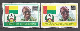 Guinea Bissau - Correo Yvert 25/6 ** Mnh  Personajes - Guinea-Bissau