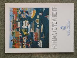 COPENHAGEN HARBOUR 100TH ANNIVERSARY - Cargos