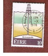 IRLANDA (IRELAND) -  SG 428   -    1978 NATURAL GAS     -     USED - 1949-... Repubblica D'Irlanda