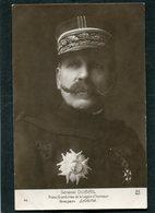 CPA - Général DUBAIL - Guerre 1914-18