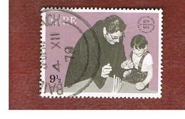 IRLANDA (IRELAND) -  SG 450   -    1979  ORDER OF ST. JOHN OF GOD     -     USED - 1949-... Repubblica D'Irlanda