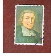 IRLANDA (IRELAND) -  SG 458   -    1980  DE LA SALLE ORDER    -     USED - 1949-... Repubblica D'Irlanda