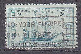 H2101 - ETATS UNIS USA Yv N°502 - United States