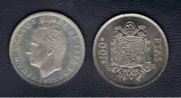 ESPAÑA - 100  Pesetas  1975 SC - [ 5] 1949-… : Reino