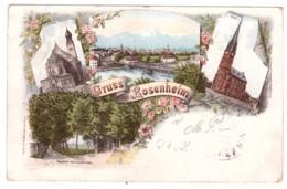 GRUSS AUS ROSENHEIM - Rosenheim