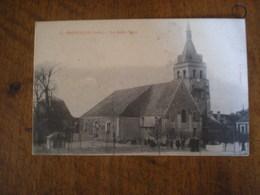 Buzancais Vieille Eglise - France