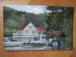 Hotel Restaurant Winterscheider Muhle Uber Hennet/Sieg Bes. Wilh. Schepler Ruf Neunkirchen - Hennef