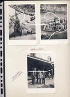 JL 1 Mai 1940 2e Guerre. Dinant. Destructions, Gare, Canons Capturés Repros - 1939-45