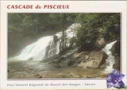 73 Cascade Du Piscieux - Cpm / Vue. - France