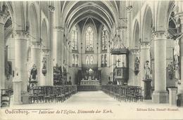 Oudenburg Intérieur De L'église  (495) - Oudenburg