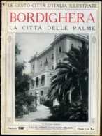 Rifilata 1920 Cento Città D' Italia Bordighera - Ante 1900