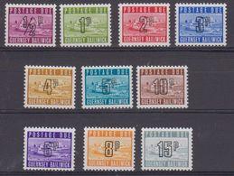 Guernsey 1971 Postage Due 10v ** Mnh (42062) - Guernsey