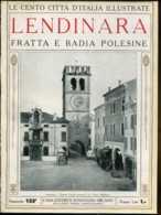 Rifilata 1920 Cento Città D' Italia Lendinara-Fratta E Badia Polesine - Ante 1900