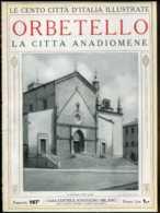 Rifilata 1920 Cento Città D' Italia Orbetello - Ante 1900