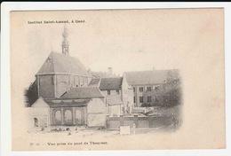 Gand - Institut Saint-Amand / Vue Prise Du Pont Du Thourout - Gent