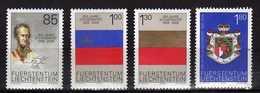 Liechtenstein - 2006 The 200th Anniversary Of Full Sovereignty.Flags.Coat Of Arms. MNH - Liechtenstein