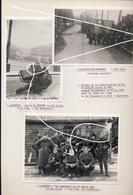 JL 1 1939 La Roche En Ardennes. 2e Chasseurs à Pied De Charleroi. 2e Guerre. Repros - 1939-45