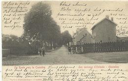 La Route Vers La Croisière Les Environs D'Ostende Ghistelles  (508) - Gistel
