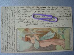 VALS SAINT-JEAN : VALS PRECIEUSE En 1902 - Commerce